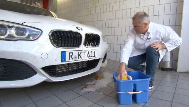 Autopflege - so wird´s gemacht