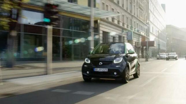 Smart unterwegs im E-Auto