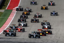 Formel 1: USA GP 2016 in Austin