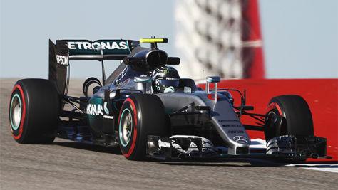 Formel 1: USA GP in Austin