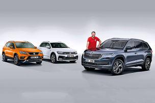 VW Tiguan, Seat Ateca, Skoda Kodiaq: Kaufberatung