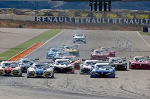 Renault Sport Trophy ohne Erfolg
