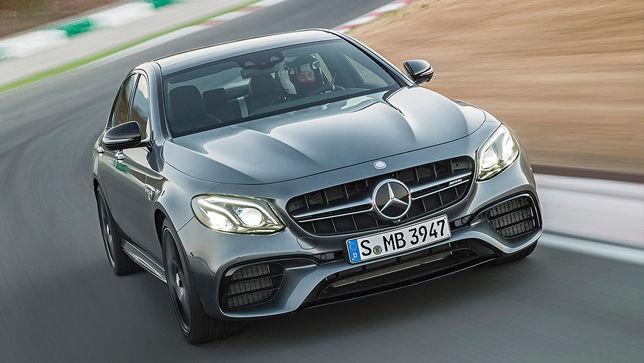 Mercedes stärkste E-Klasse