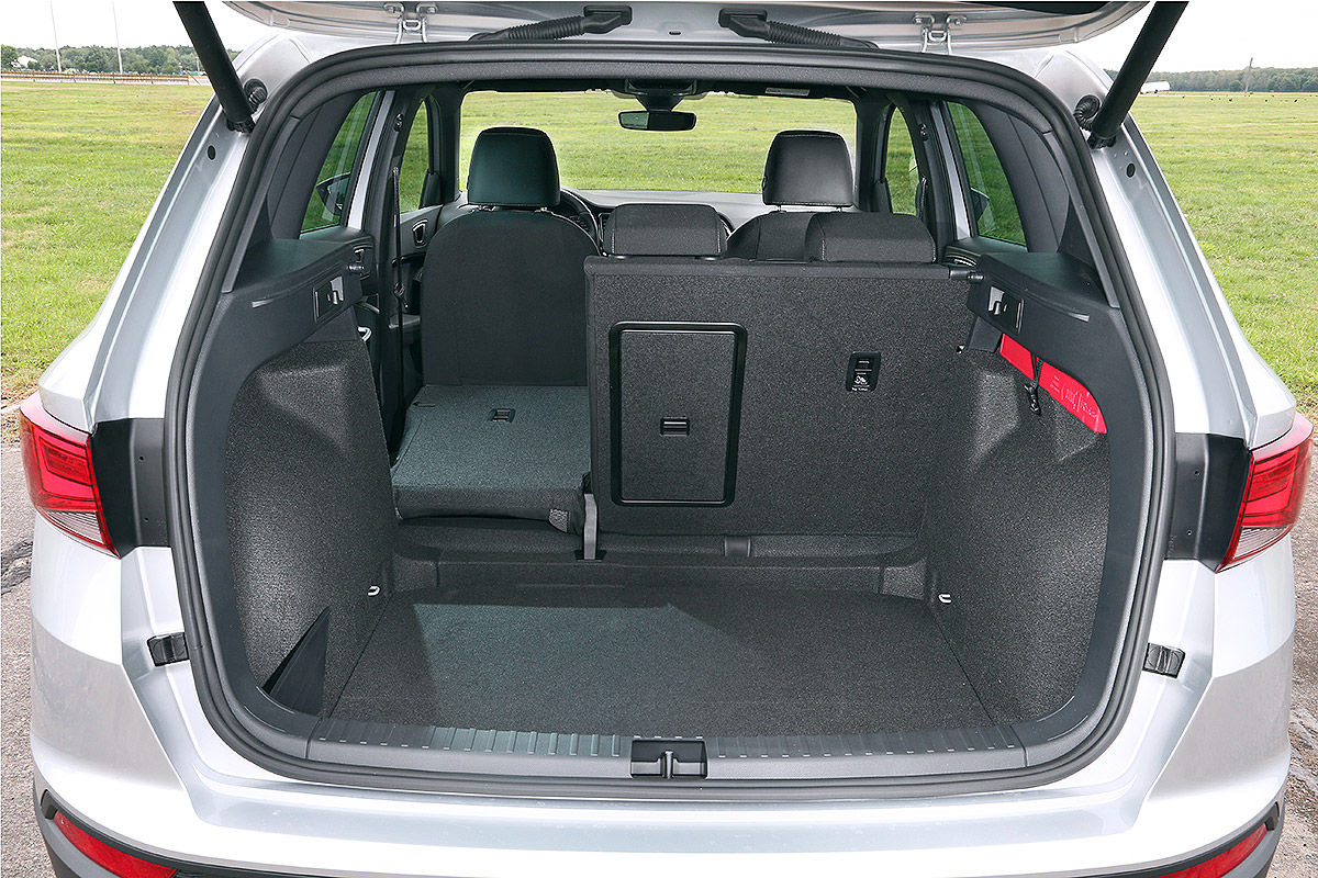 vw tiguan seat ateca skoda kodiaq kaufberatung bilder. Black Bedroom Furniture Sets. Home Design Ideas