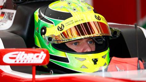 DTM/Formel 3: Mick Schumacher