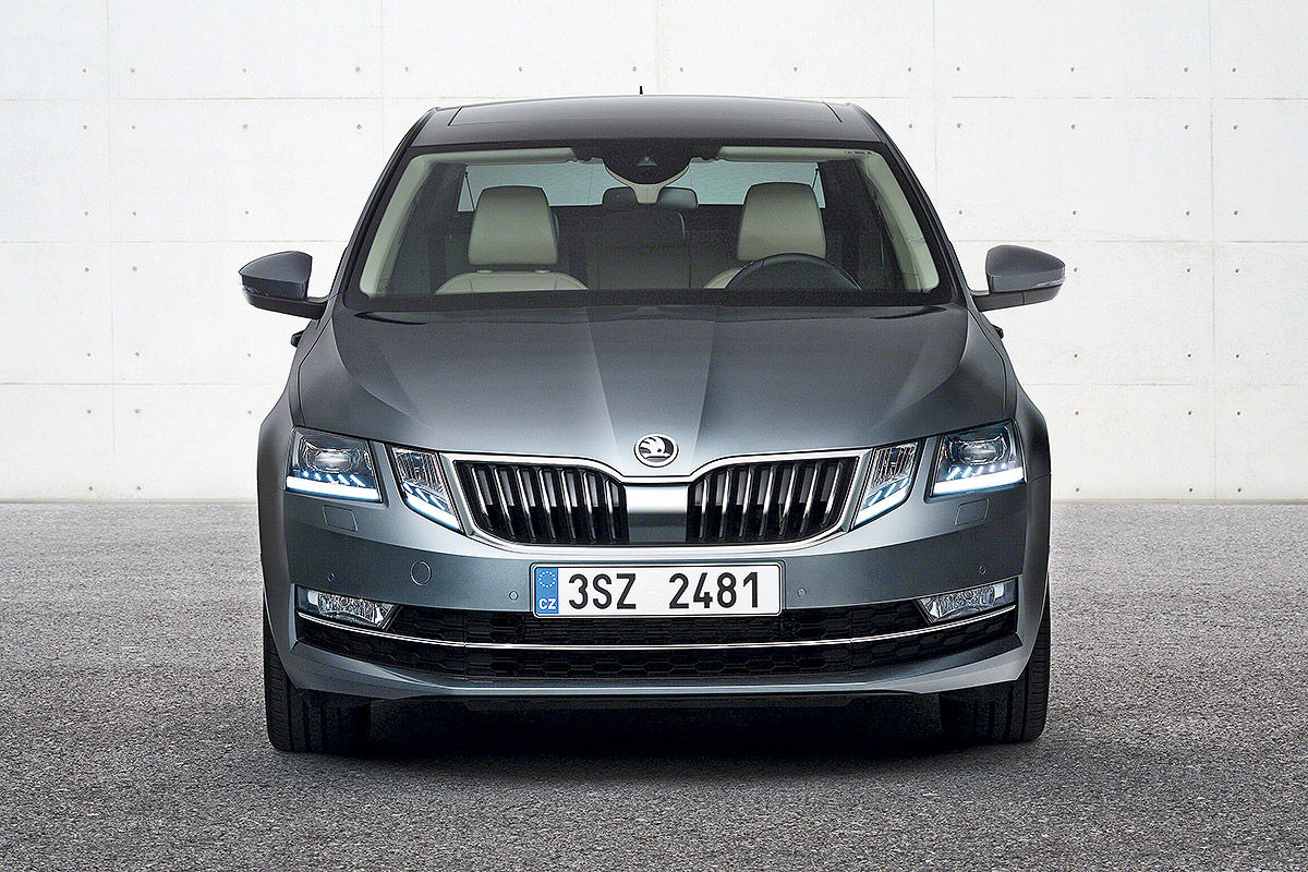 octavia iii facelift page 3 skoda octavia mk iii 2013 onward briskoda. Black Bedroom Furniture Sets. Home Design Ideas