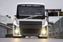 Volvo Truck The Iron Knight (2016): Fahrbericht