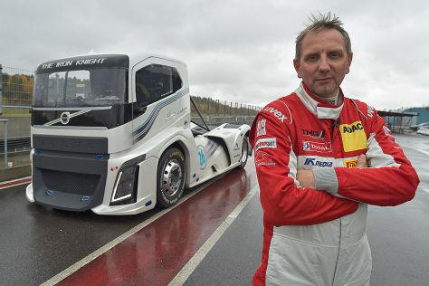 Volvo Truck The Iron Knight (2016): Fahrbericht