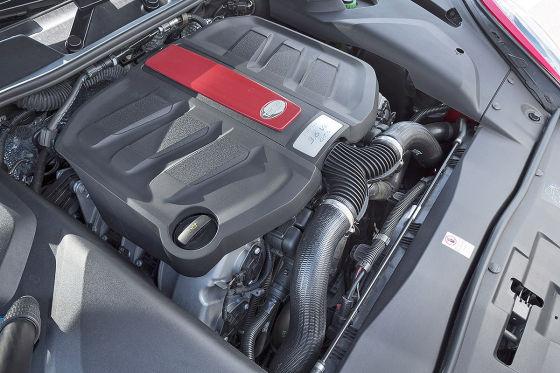 Techart Cayenne GTS Magnum