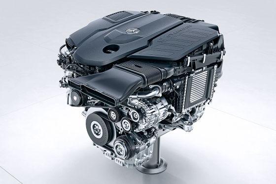 Neue motoren bei mercedes berblick vorstellung daten for Mercedes benz marine engines