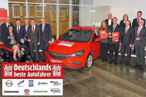 Deutschlands beste Autofahrer 2015