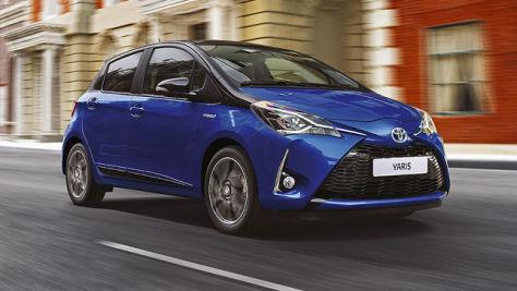 Toyota Yaris Facelift (2017) im Test: Fahrbericht
