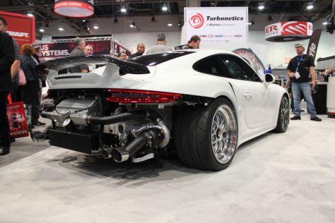 SEMA 2016: Die stärksten Autos