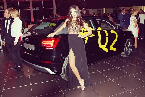 Audi Q2 (2016): Lifestyle-Check