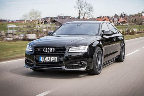 Abt-Audi S8 plus (2016): Fahrbericht