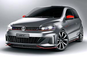 VW Gol GT Concept (2016): Vorstellung