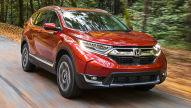 Honda CR-V (2018): Test