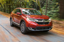 Alle Infos zum neuen Honda CR-V