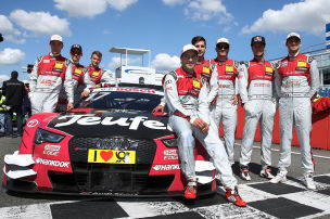 DTM: Audi