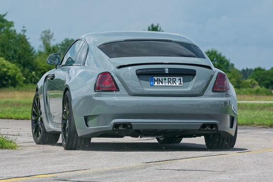 Spofec Roll-Royce Wraith