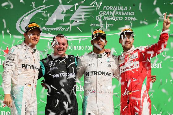 Mexiko GP