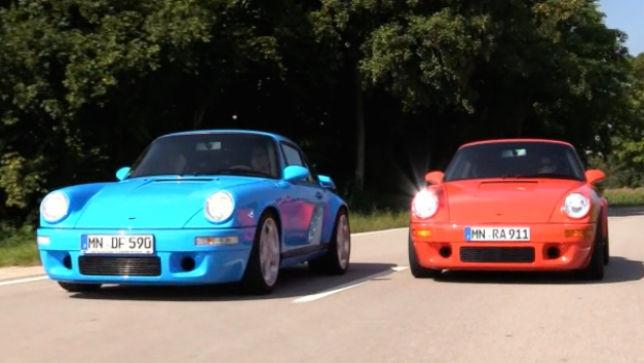 Rufs Edel-Porsche