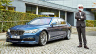 Alpina B7 Biturbo: Test