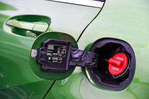 Diesel-Fahrer zahlen mehr