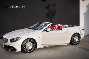 Mercedes-Maybach S 650 Cabriolet:: Sitzprobe