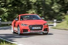 Vollgas im Audi TT RS!