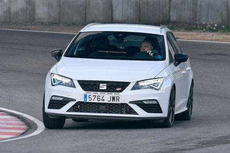 Seat Leon Cupra Facelift (2017): Vorschau