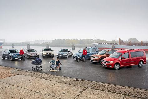 familienautos test 2018