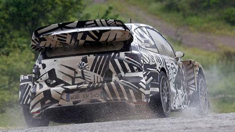 Rallye-WM: VW-Ausstieg
