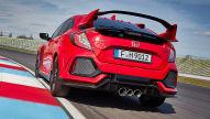 Honda Civic Type R (2017): Test