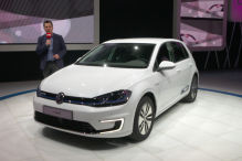 Der Golf mit E-Power