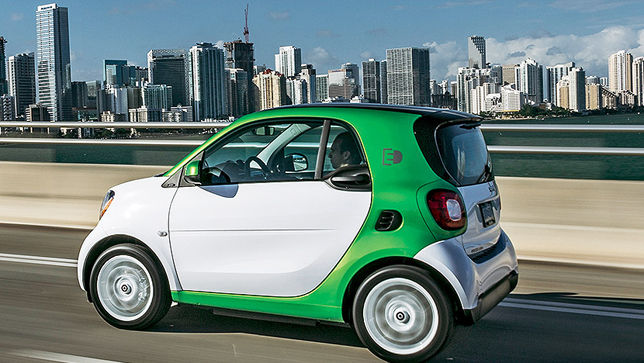 Smart unterwegs in Miami