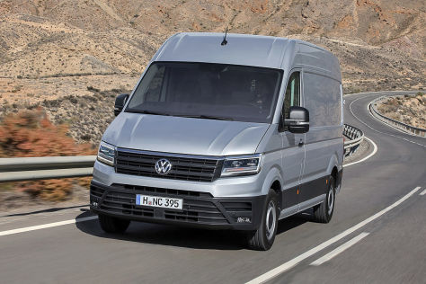 vw crafter wohnmobil test. Black Bedroom Furniture Sets. Home Design Ideas