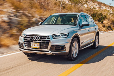 Audi Q5 2.0 TDI mit 190 PS im Test: Fahrbericht