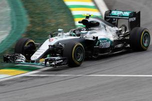 Rückschläge stoppen Rosberg nicht