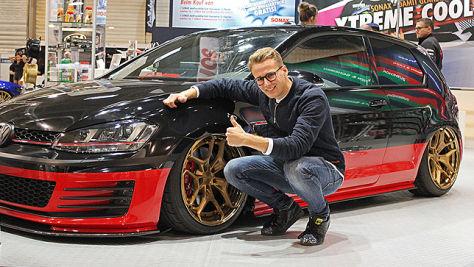 Essen Motor Show 2016: Geschmackssachen