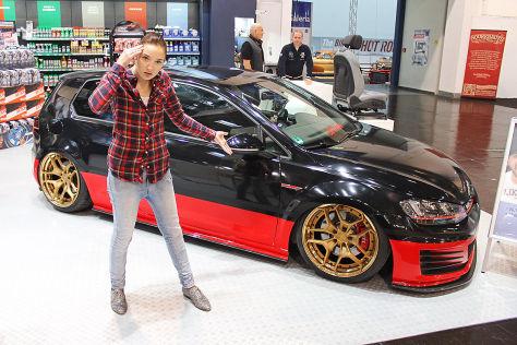 Essen Motor Show (2016): Geschmackssachen