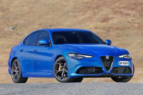 Alfa Romeo Giulia Veloce (2016): Fahrbericht