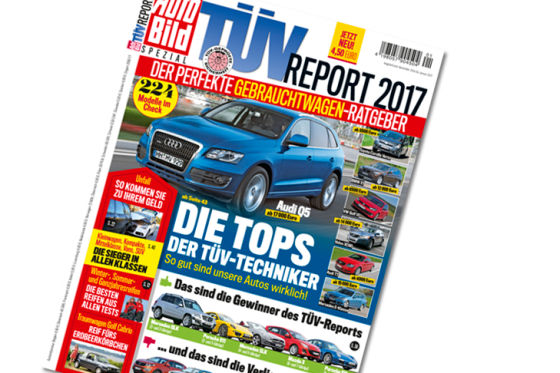 TÜV-Report 2017