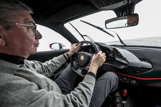 Alle Infos zum Ferrari 488 Pista