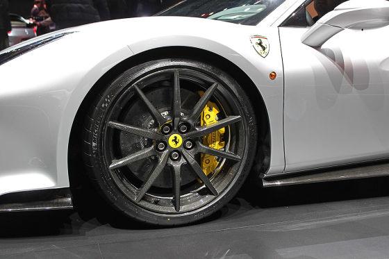 Hardcore-Ferrari 488 Pista