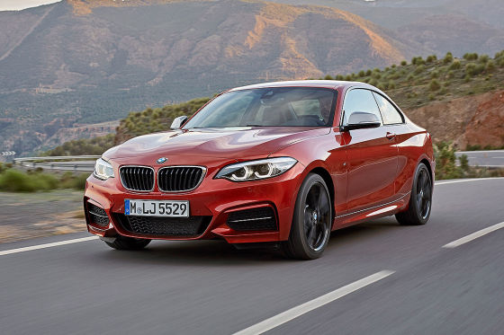 bmw 2er facelift 2017 test coup cabrio lci. Black Bedroom Furniture Sets. Home Design Ideas