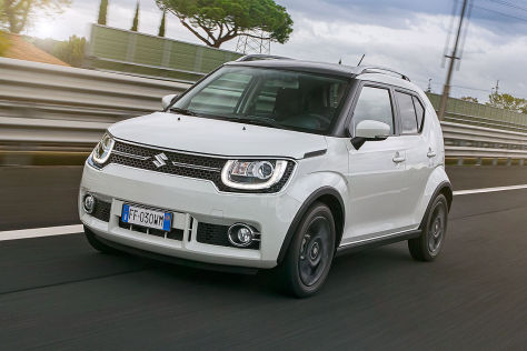 Suzuki Ignis (2016): Fahrbericht