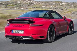 Porsche 911 GTS Facelift (2017) Test: Fahrbericht