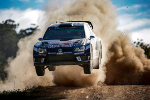 WRC: Volkswagen gewinnt Rallye Australien