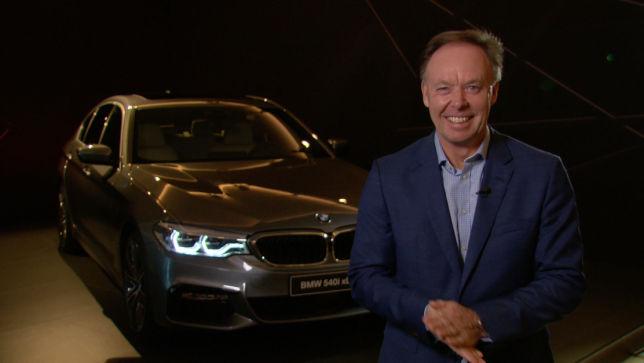 Interview mit BMW-Vorstand Robertson